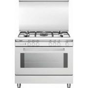 GLEM U96GXF3 LINEA UNICA cucina bianca 90X60 forno a gas ventilato