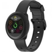Смарт часовник MyKronoz ZeRound3 Lite, кръгла форма, черен