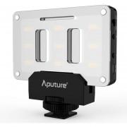 Aputure AL-M9 Vídeo Portátil LED De Luz De Relleno - Negro