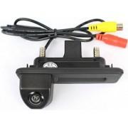 Camera marsarier HD maner portbagaj unghi 170 Skoda Octavia Fabia si Audi A1