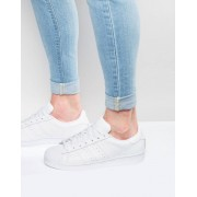 Adidas Белые кроссовки adidas Originals Superstar b27136 - Белый