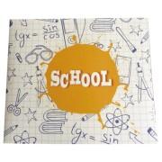 1x25 Daiber School/Karo 13x18 Kids Portrait folders 13329