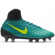 Nike Magista Obra II FG Jr - scarpe da calcio bambino terreni compatti - Rio Teal