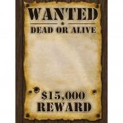 Merkloos Reward Most Wanted posters
