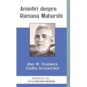 Amintiri despre Ramana Maharshi/Alan W. Chadwick