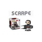 Funko Pop Kylo Ren With Tie Fighter Star Wars Last Jedi