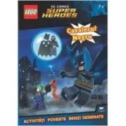 Cavalerul Negru - Lego - Activitati poveste benzi desenate
