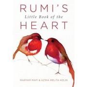 Rumi's Little Book of the Heart, Paperback/Maryam Mafi