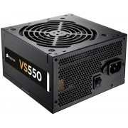 Corsair VS550 550W Zwart power supply unit