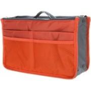 Futaba Organizer Bag(Orange, Grey)