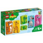 Primul meu puzzle distractiv 10885 LEGO Duplo