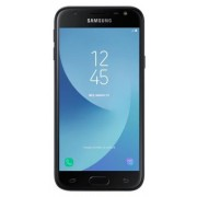 "Telefon Mobil Samsung Galaxy J3 (2017), Procesor Quad-Core 1.4GHz, PLS TFT LCD 5"", 2GB RAM, 16GB, 13MP, 4G, Wi-Fi, Dual Sim, Android (Negru) + Cartela SIM Orange PrePay, 6 euro credit, 4 GB internet 4G, 2,000 minute nationale si internationale fix sau SMS"