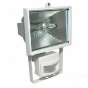 Home halogén reflektor, mozgásérzékelős fehér (FLP 150/WH)