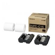 SONY Papel 2UPC-C15 (2 x 172 Folhas)
