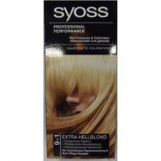Syoss Professional Performance Haarverf nr. 9-1 Extra Helblond