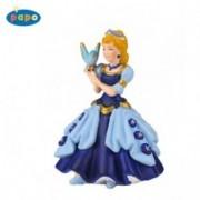 Figurina Papo - Printesa albastra