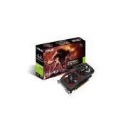 Placa de Vídeo Geforce GTX 1050Ti 4GB ASUS Cerberus Dual Fan Backplate - CERBERUS-GTX1050TI-A4G