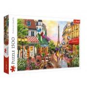 Trefl Puzzle Slagalica Charming Paris 1500 kom (26156)