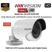 Tubros HIKVISION DS-2CE16C0T-IRP (1MP) Turbo HD 720P Bullet CCTV Security Camera