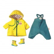 Zapf Creation 822548 Baby Born - Tenue De Pluie Happy Birthday Rain Fun