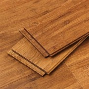Java Bamboo Wood Flooring By Cali Bamboo, Click Lock, Sample