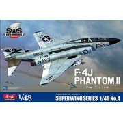 ZKMK29301 1:48 Zoukei-Mura F-4J Phantom II [MODEL BUILDING KIT] by Super Wing Series