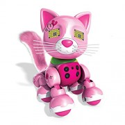 Zoomer Meowzies Arista Interactive Kitten with Lights Sounds and Sensors by Spin Master