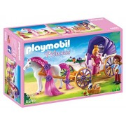 PLAYMOBIL 6856 Royal Couple with Carriage by PLAYMOBIL