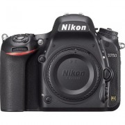 Nikon D750 FX-format DSLR Body Only- 24mp, 6.5fps, Wi-Fi, HD, Tilt LCD