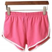 Pantalones Cortos De Deporte De Las Mujeres -Misty Rose