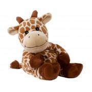 Geen Magnetron knuffel giraffe Giraffana