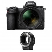 Nikon Z6 + 24-70/4,0 + FTZ Adapter