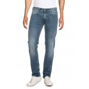 Replay Stretch-Jeans Rob, Regular Fit blau