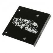 Adaptor Mach Xtreme Technology de la 3.5 inch la 2.5 inch HDD/SSD, culoare neagra