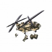 Sluban chinook helikopter