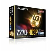 Placa de Baza Gigabyte Z270-HD3P