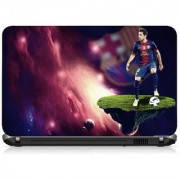 VI Collections FOOT BALL PLAYER PVC Laptop Decal 15.6