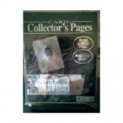 Card Collectors Pages 35/9 Pocket Page Protectors