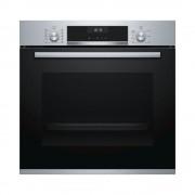 Bosch HBA537BS0 inbouw oven 60 cm hoog met AutoPilot10 en EcoClean