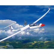 Glider duo discus engine revell rv3961