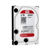 "2TB 3.5"" SATA III 64MB IntelliPower WD20EFRX Red"