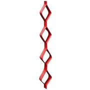 Thera - Band-CLX közepesen erős piros szalag