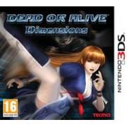 Dead Or Alive Dimensions Nintendo 3Ds
