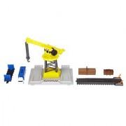Power City Trains Action Accessories Crane Set