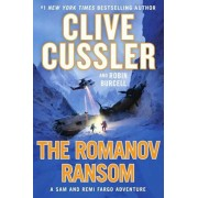 The Romanov Ransom, Audiobook/Clive Cussler