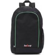 LeeRooy 18 inch 19 Laptop Backpack(Black)