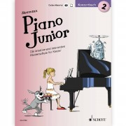 Schott Music - Piano Junior: Konzertbuch 2