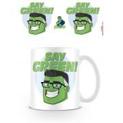 Pyramid International Avengers: Endgame Mug Say Green