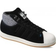 ADIDAS ORIGINALS PRO MODEL BT Mid Ankle Sneakers For Men