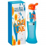 I Love Love De Moschino Eau De Toilette 100 Ml